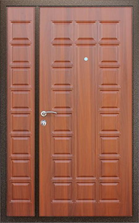 Стальная дверь «Двустворчатая NEW»