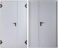 Противопожарная Двухстворчатая Дверь (Cертификаты IE-30, 60)