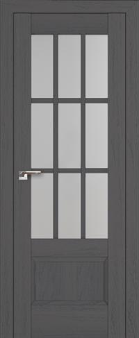 Дверь 104X, пекан темный - Экошпон