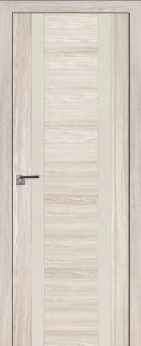 Дверь 63X, капучино мелинга - Экошпон