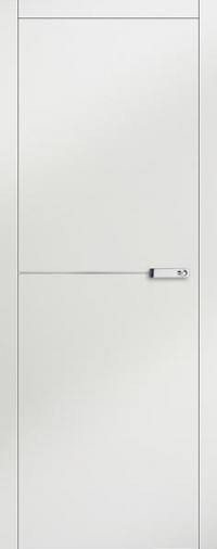 Дверь 4VG белый глянец - высокий глянец
