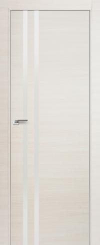Дверь 19Z, эшвайт белый глянец - Экошпон
