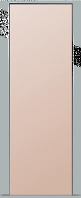 0Z Двери-невидимки без отделки