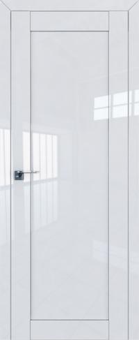 Дверь 2-18L, белый люкс