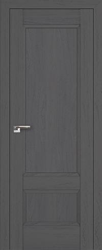 Дверь 105X, пекан темный - Экошпон