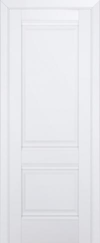 Дверь 1U, аляска, глухая
