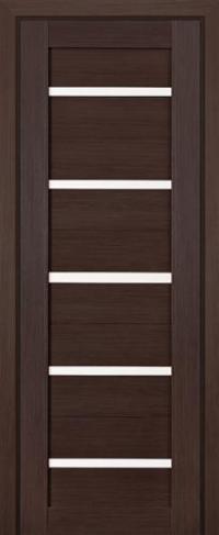 Дверь 7X, венге мелинга - Экошпон