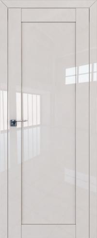 Дверь 2-18L, магнолия люкс
