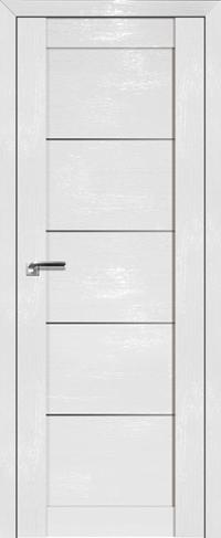2-11 STP Pine White glossy - белый глянец