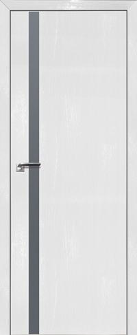 6 STK Pine White glossy - белый глянец