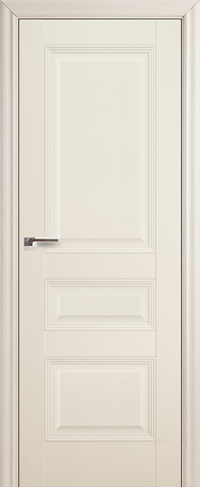 Дверь 66X, эш вайт - Экошпон
