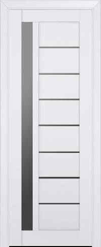 Дверь 37U, аляска, остекленная
