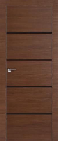 Дверь 20Z, малага черри кроскут, темно-коричневый - Экошпон