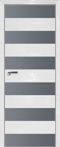 8 STK Pine White glossy - белый глянец