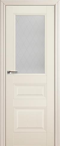Дверь 67X, эш вайт - Экошпон