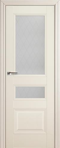 Дверь 68X, эш вайт - Экошпон