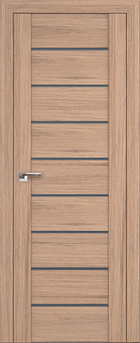 Дверь 98X, дуб салинас светлый - Экошпон