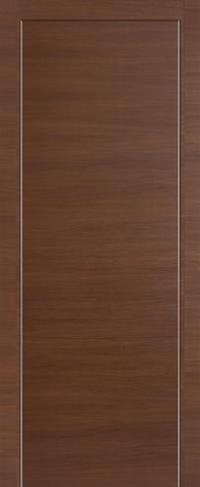 Дверь 1Z, малага черри кроскут - Экошпон