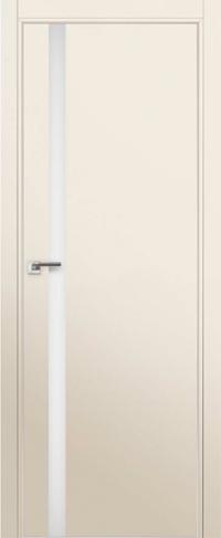 Дверь 17E Магнолия, белый лак