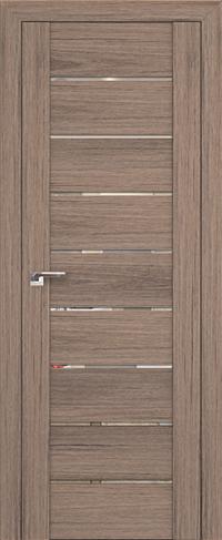 Дверь 98X, дуб салинас темный - Экошпон