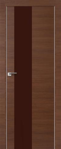 Дверь 5Z, малага черри кроскут, коричневый - Экошпон