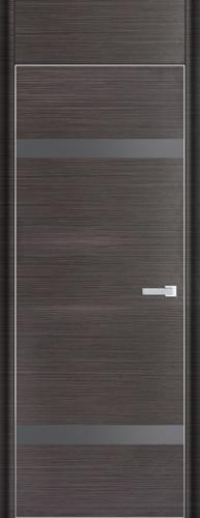 Дверь 3D, грей браш - НанШпон