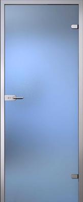 Дверь Light (Лайт), стекло матовое прозрачное