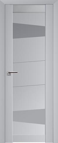 Дверь 2-84U, манхэттен, остекленна