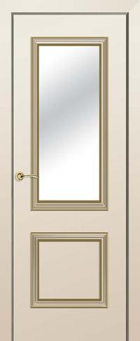 Дверь 53E Магнолия сатинат