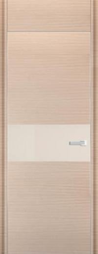 Дверь 4D, капучино браш - НанШпон