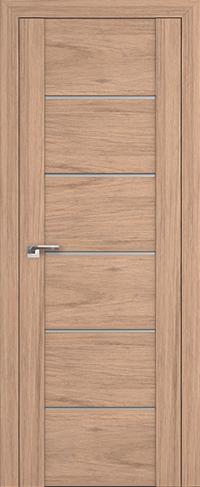 Дверь 99X, дуб салинас светлый - Экошпон