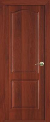Дверь Классика ДГ, итальянский орех - МДФ