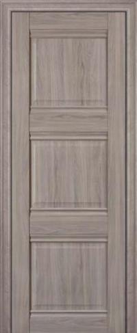 Дверь 3X, орех пекан - Экошпон
