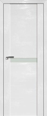 2-01 STP Pine White glossy - белый глянец