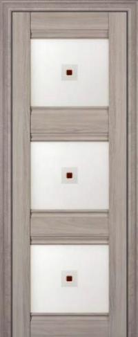 Дверь 4X, орех пекан - Экошпон