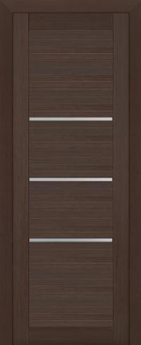 Дверь 18X, венге мелинга - Экошпон