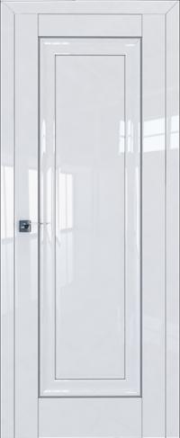 Дверь 23L, белый люкс, глухая