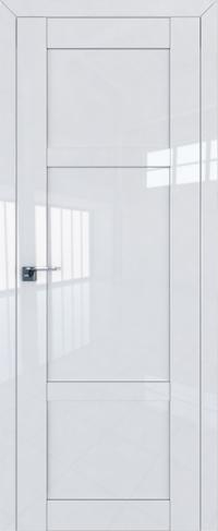 Дверь 2-14L, белый люкс