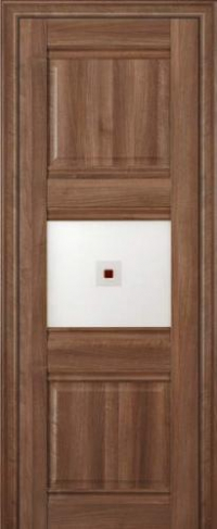Дверь 5X, орех сиена - Экошпон