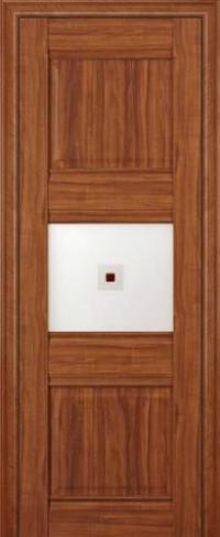 Дверь 5X, орех амари - Экошпон