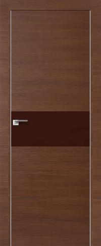 Дверь 4Z, малага черри кроскут, коричневый - Экошпон