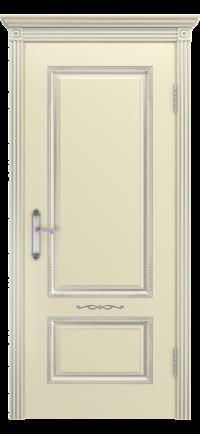 АККОРД В2 ДГ Слоновая кость патина серебро