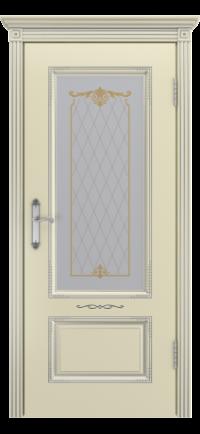 АККОРД В2 ДО2 Слоновая кость патина серебро