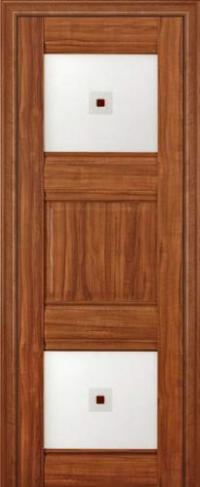 Дверь 6X, орех амари - Экошпон