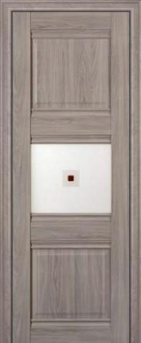Дверь 5X, орех пекан - Экошпон