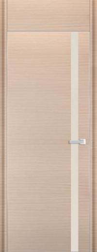 Дверь 6D, капучино браш - НанШпон