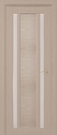 Дверь Римини Тара ДО, белый мелинга
