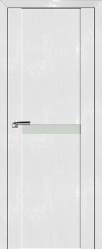 2-02 STP Pine White glossy - белый глянец