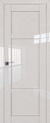 Дверь 2-14L, магнолия люкс