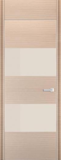 Дверь 10D, капучино браш - НанШпон